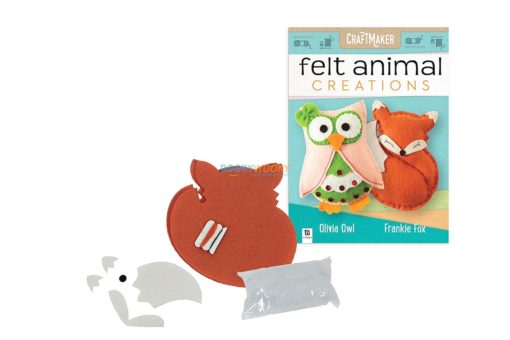 Craftmaker Felt Animal Creations1