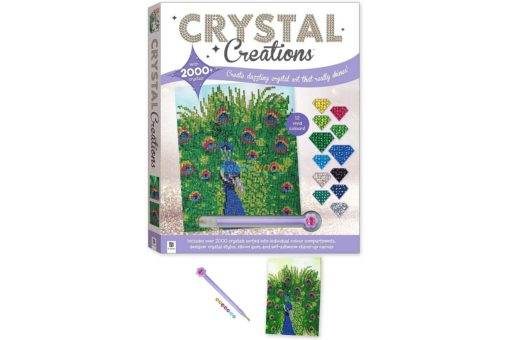 Crystal Creations Proud Peacock Pack (2)