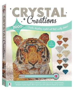Crystal Creations Wild Tiger Pack 9354537000905