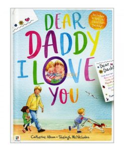 Dear Daddy I Love You 9781488936777 cover page