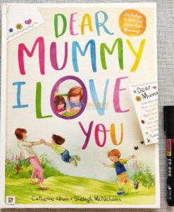 Dear Mummy I Love You (1)