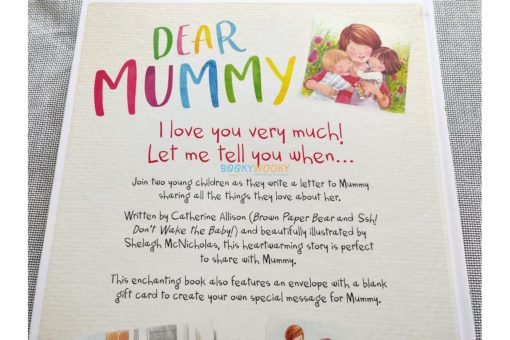 Dear Mummy I Love You (2)