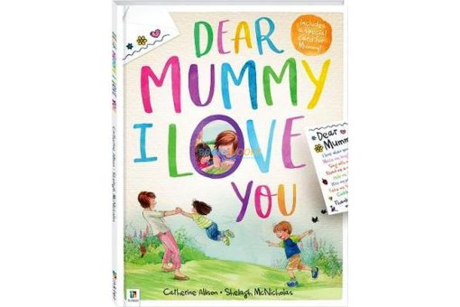 Dear Mummy I Love You 9781488929755 cover page