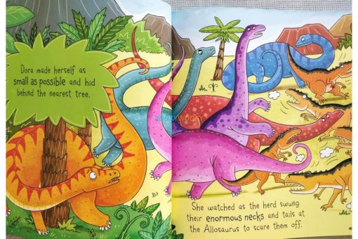 Dinosaur Adventures Diplodocus The Dippy Idea (2)