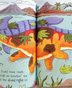 Dinosaur Adventures Diplodocus The Dippy Idea (3)