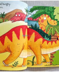 Dinosaur Adventures Diplodocus The Dippy Idea (4)