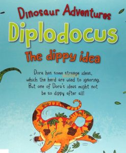 Dinosaur Adventures Diplodocus The Dippy Idea (5)