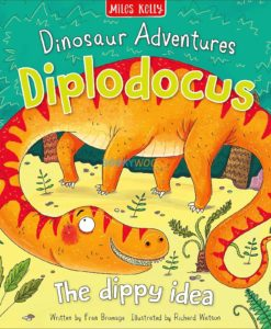 Dinosaur Adventures Diplodocus The Dippy Idea 9781786174314 (1)