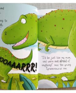 Dinosaur Adventures T Rex The Big Scare (4)