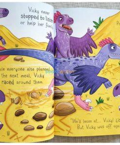 Dinosaur Adventures Velociraptor The Speedy Tale (2)
