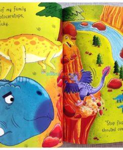 Dinosaur Adventures Velociraptor The Speedy Tale (3)