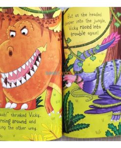 Dinosaur Adventures Velociraptor The Speedy Tale (4)