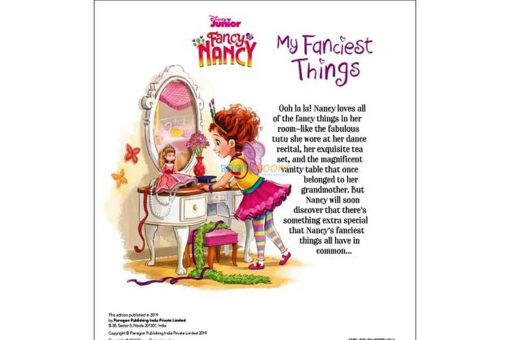Disney Junior Fancy Nancy My Fanciest Things (8)