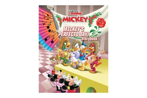 Disney Junior Mickey's Perfecto Day 9789389290325 cover page