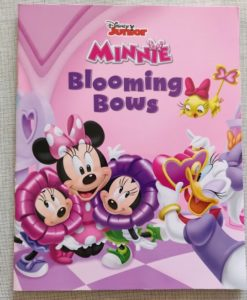 Disney Junior Minnie Blooming Bows (3)