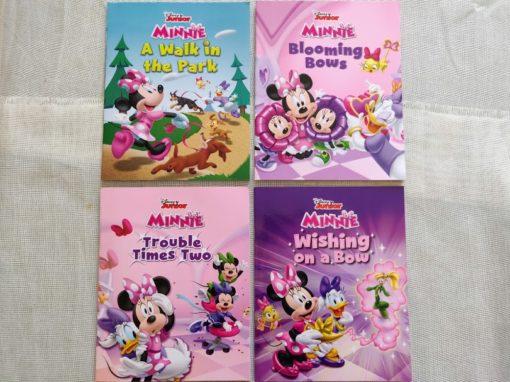 Disney Junior Minnie Blooming Bows (4)
