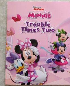 Disney Junior Minnie Trouble Times Two (3)