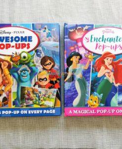 Disney Pixar Awesome Pop Ups (4)