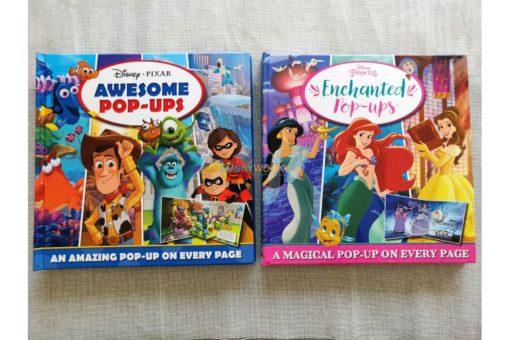 Disney Princess Enchanted Pop Ups (5)