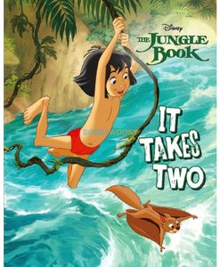 Disney The Jungle Book It Takes Two 9789389290233 (1)