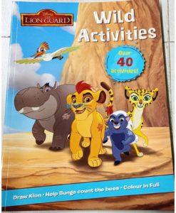 Disney The Lion Guard Wild Activities (2)
