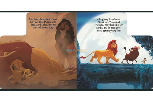 Disney The Lion King (with Toy) (1)