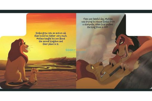 Disney The Lion King (with Toy) (2)