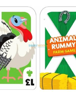 Farm Animal Rummy Card Game 1
