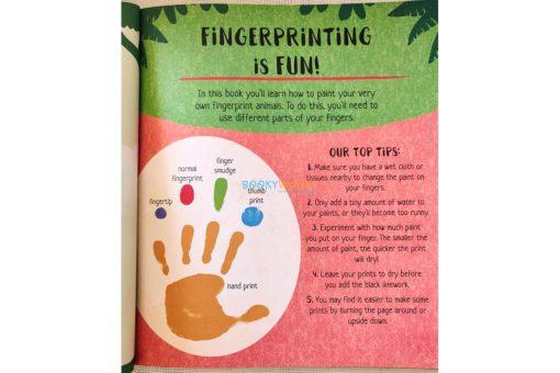 Fingerprint Fun Wild Animals(1)