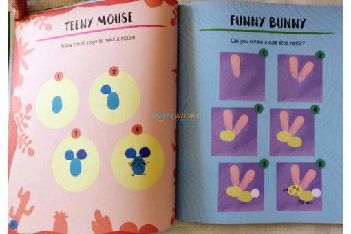 Fingerprint Fun Wild Animals(6)