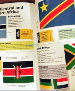 Flags of the World Sticker Book (3)