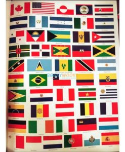 Flags of the World Sticker Book (6)