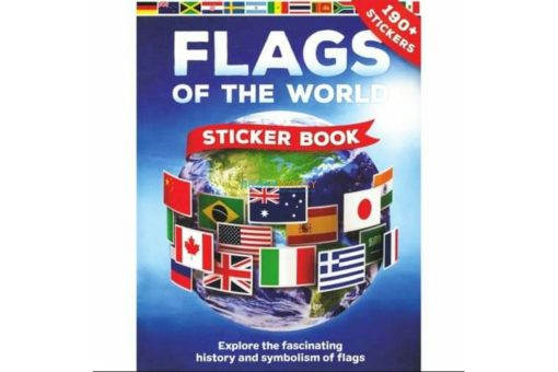 Flags of the World Sticker Book 9789350492086 (1)
