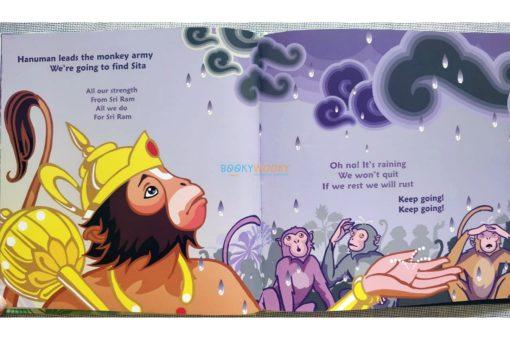 Go Hanuman Go! (2)