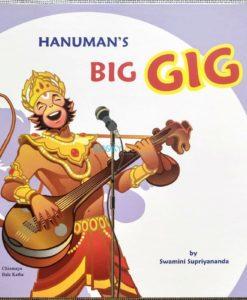 Hanuman's Big Gig 9788175976344 (1)