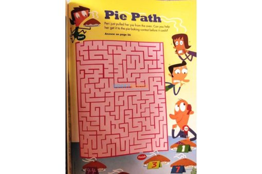 Highlights Amazing Mazes Hit the Trail (2)