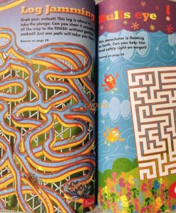 Highlights Amazing Mazes Hit the Trail (3)