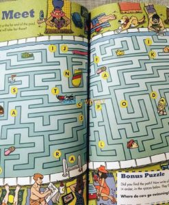 Highlights Amazing Mazes Hit the Trail (4)