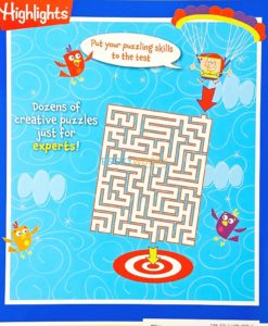 Highlights Amazing Mazes Hit the Trail (6)