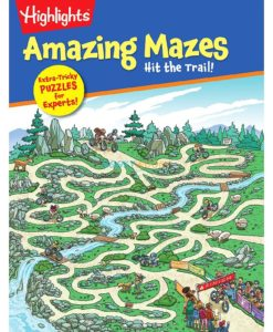 Highlights Amazing Mazes Hit the Trail 9781488909092 (1)
