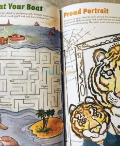 Highlights Amazing Mazes Lost and Found (3)
