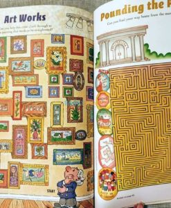 Highlights Amazing Mazes Lost and Found (4)
