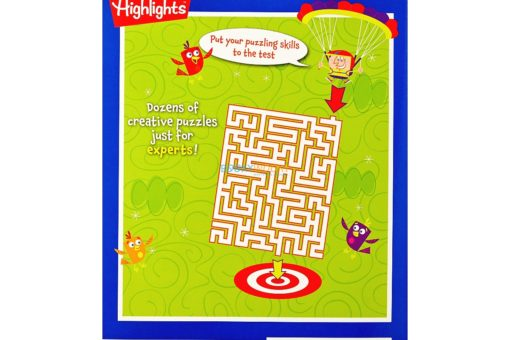 Highlights Amazing Mazes Lost and Found (6)