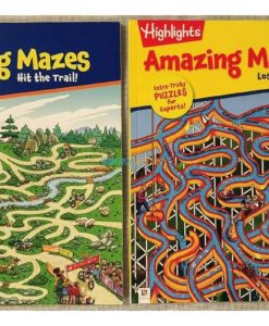 Highlights Amazing Mazes Lost and Found (7)