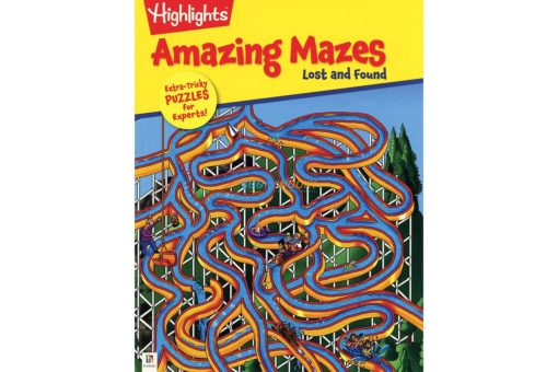 Highlights Amazing Mazes Lost and Found 9781488909054 (1)