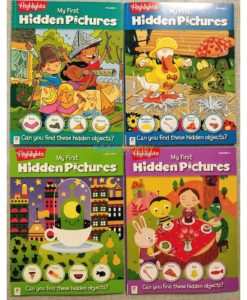 Highlights My First Hidden Pictures Volume 1 (6)