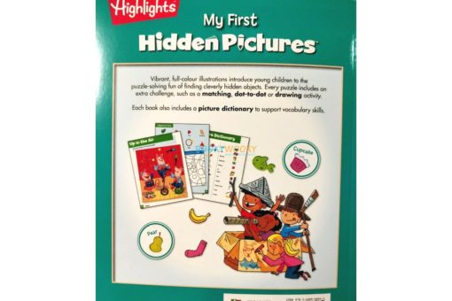 Highlights My First Hidden Pictures Volume 1 (7)