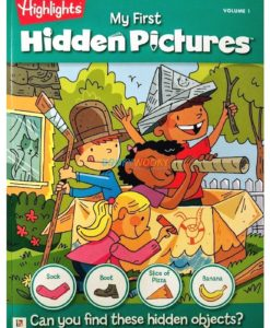 Highlights My First Hidden Pictures Volume 1 9781488908965 (1)