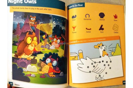 Highlights My First Hidden Pictures Volume 2 (2)