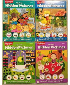 Highlights My First Hidden Pictures Volume 2 (5)